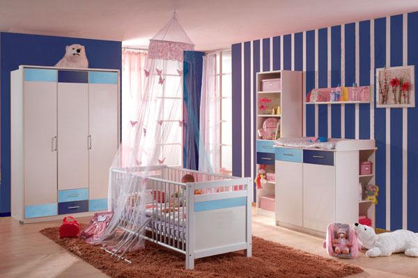 Decorando el cuarto del bebé