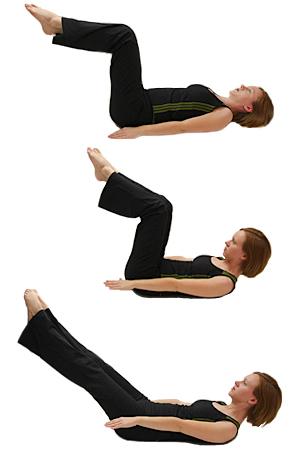 Ejercicios – Pilates