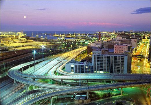 Port Elizabeth (Puerto Elizabeth) – Sudáfrica