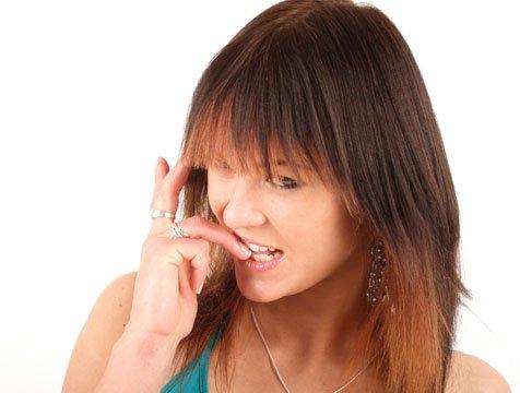 Dejar de morderse la uñas