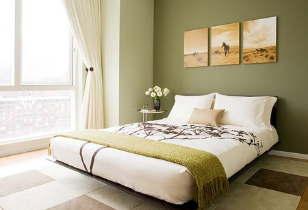 Combinaciones de colores para tu dormitorio