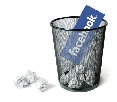 5 razones para cerrar tu cuenta de Facebook; ¿coincides con alguna?