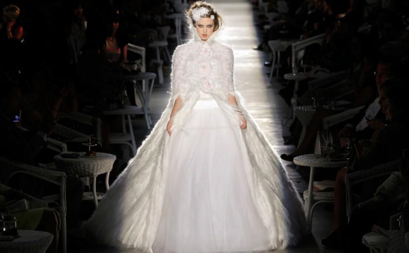 En otoño-invierno 2012 Chanel viste de plata